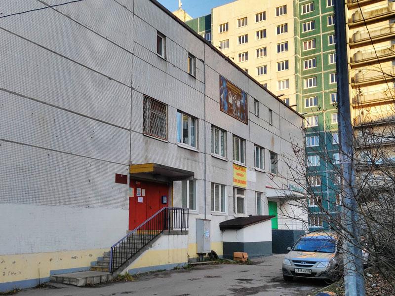 Занятия на Белорусской